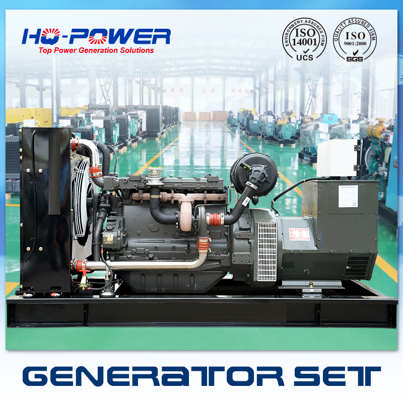 weifang deutz 150kw 180hp 110 volt motor diesel power generator 220v