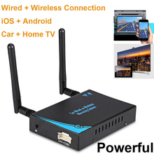 5G 2.4G Dual Wifi HDMI Car Wifi Display Dongle Mirror Box Wired   Wireless Video Adapter Miracast DLNA Airplay Phone to TV HDTV