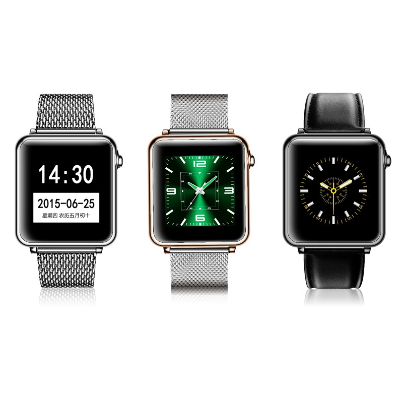 High Quality 1 PC Montre Connecter Waterpoof Fitness Tracker font b Smartwatch b font Better GV