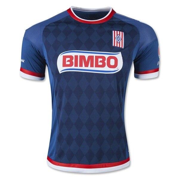 2015 2016 mexico chivas Guadalajara jerseys 15 16 chivas soccer jerseys  best thai quality club football shirts shipping free-in Soccer Jerseys from  Sports ... 20b76bb4f