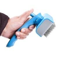 Pet Supplies Comb For Dogs Pet Cat Fur Hair Grooming Cat Comb Dog Hair Shedding Hair