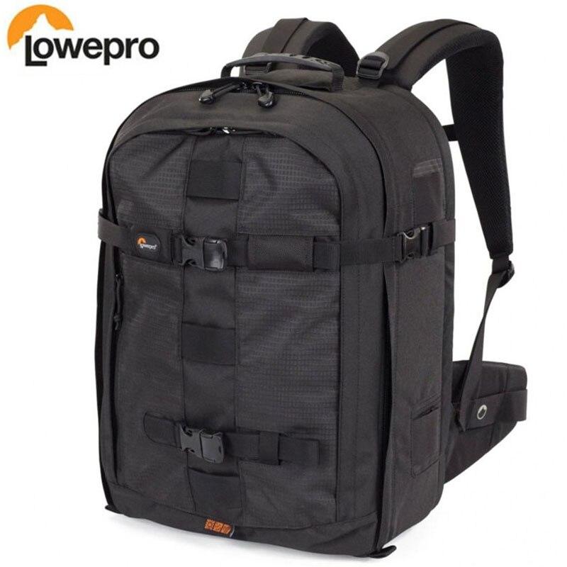 Рюкзак для ноутбука Lowepro Pro Runner 450AW, 12 17 дюймов, Цифровая зеркальная фотокамера в городском стиле с чехлом для любой погоды|Рюкзаки|   | АлиЭкспресс