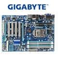 LGA 1156 H55 ギガバイト GA-H55-UD3H マザーボードインテル H55 DDR3 SATA II 16B UD3H デスクトップメインボードシステムボード H55-UD3H 使用