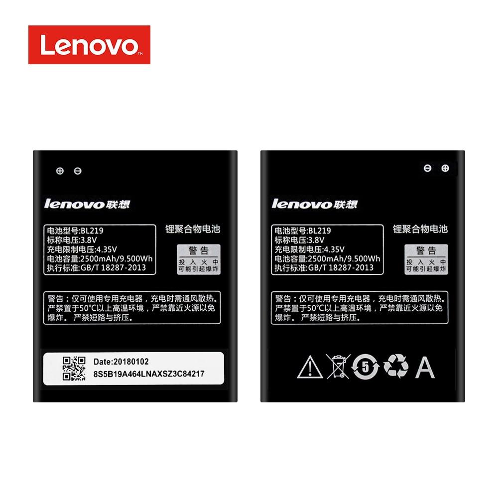 Batterie Origine LENOVO BL219