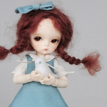 stenzhorn  BJD/SD fashion doll 1.7 anne Anne 8 points cute doll joint doll including eyes