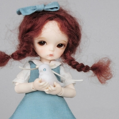 1/8BJD Doll - 1.7Anne Free Eye Delivery Can Choose Eye Color