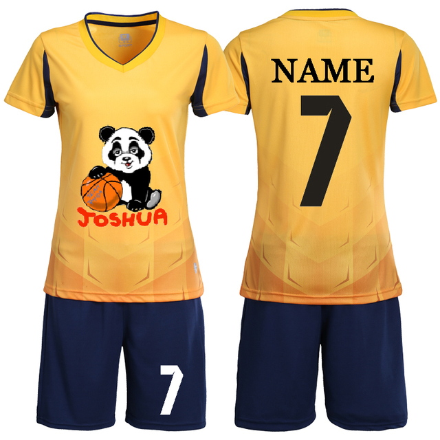 8c0c5ee28c1 2018 blank Adult personality Soccer Jersey Set Custom 2019 Women Football  clothes Kit maillot de foot Jerseys shorts Tracksuit