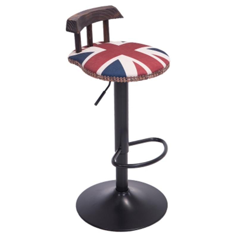 Bar Furniture Bar Chairs Cadir Sandalyeler Para Barra Bancos Moderno Table Barstool Tabouret De Industriel Leather Cadeira Silla Stool Modern Bar Chair