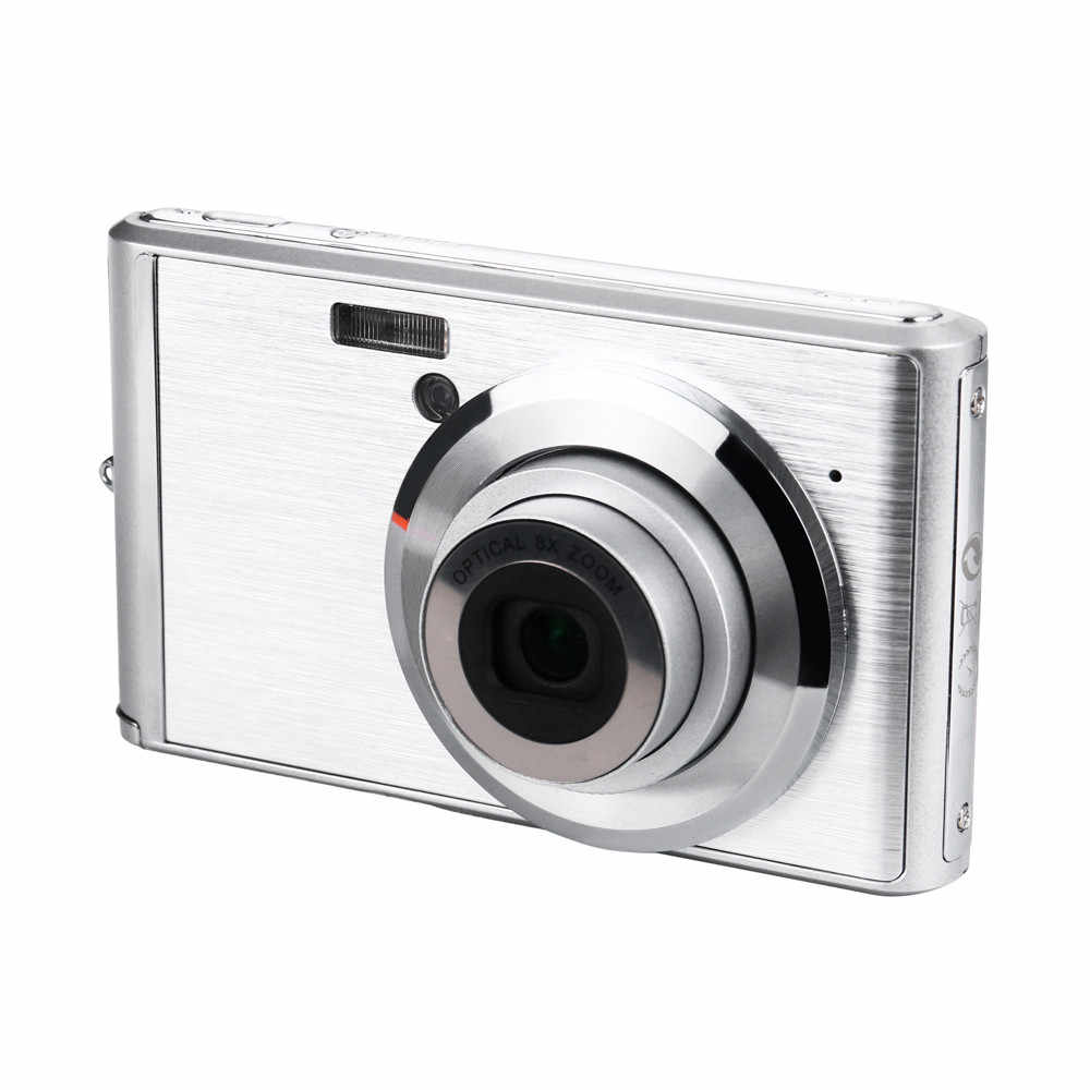 2.4 inch LCD Screen 20MP 8X Optical Zoom Digital Camera Telescopic lens 20A Drop Shipping