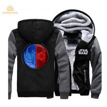 The Old Republic Movie Star Wars Mens Hoodies Men Sweatshirts 2019 Spring Warm Jackets Plus Size Camiseta Masculsino CM01