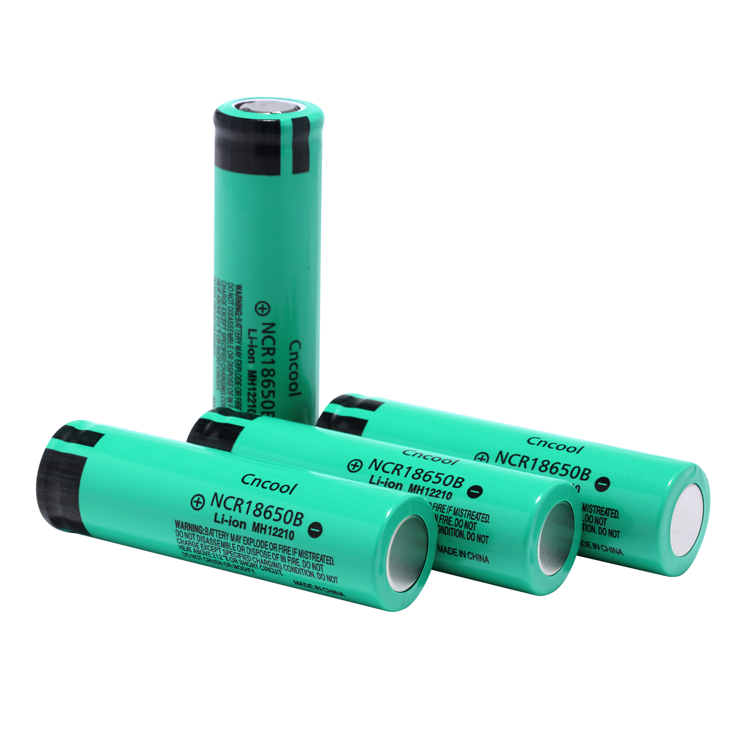 ZNTER 3 7V 1800mAh 18650 Battery 3 7 Voltage 18650 Rechargeable Lithium Batteries Li Ion 18650 Case Real Capacity batteries in Rechargeable Batteries from Consumer Electronics