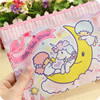1pcs cartoon Japan my melody sumikko pudding dog A5 File Folder Stationery School Supply zipper bag for children gifts flash sale