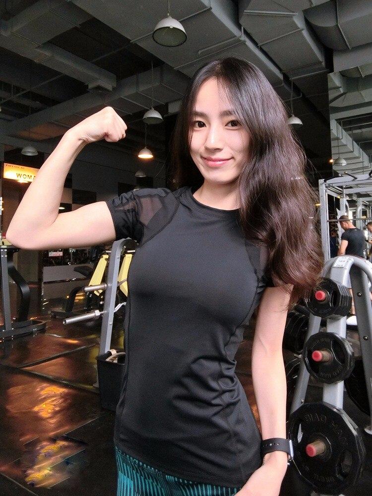 Black Quick Dry T-Shirt 2