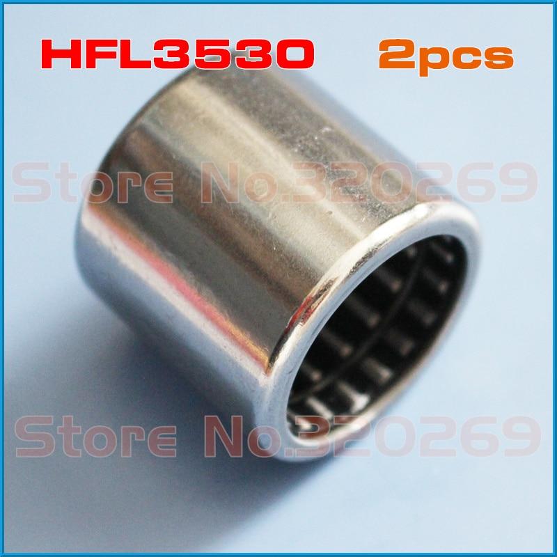New 2pcs HF3520 One Way Needle Bearing 35x42x20mm