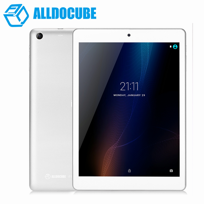 ALLDOCUBE IPlay 8 Tablet PC 7.85 Inch Android 6.0 MTK8163 Quad Core 1.3GHz 1GB RAM 16GB ROM Dual WiFi Tablets PC GPS OTG Cameras onda v819mini 7 9 quad core android 4 2 2 tablet pc w 1gb ram 16gb rom hdmi silver white