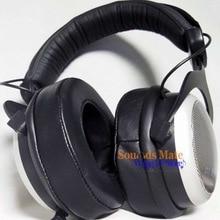 وسادة أذن من جلد الخراف الأصلي لبييرديناميك DT770 DT660 DT440 MMX 300 ، مخصص واحد برو زائد سماعة وسادة من اسفنج الفوم سماعات الأذن