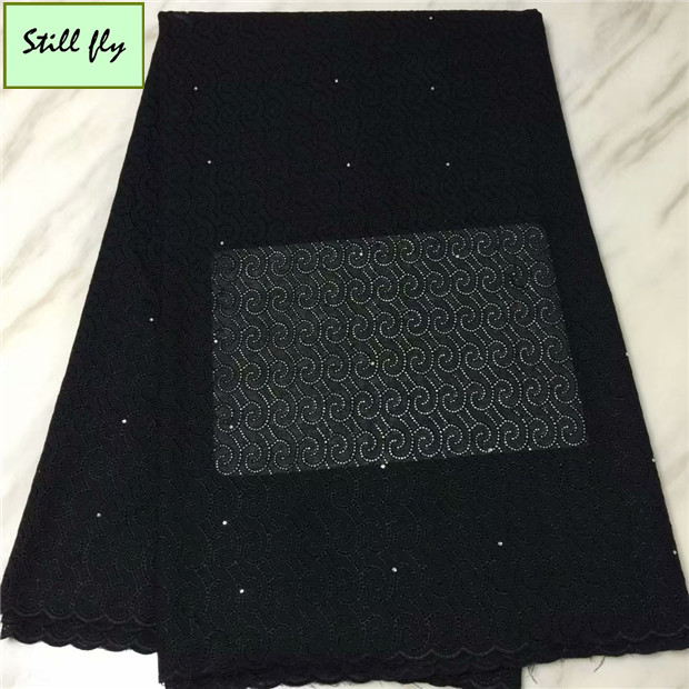 """BLACK GOTHIC STRETCH LACE NET FLORAL FABRIC MATERIAL NYLON ELASTANE 56/"""" WIDE"""