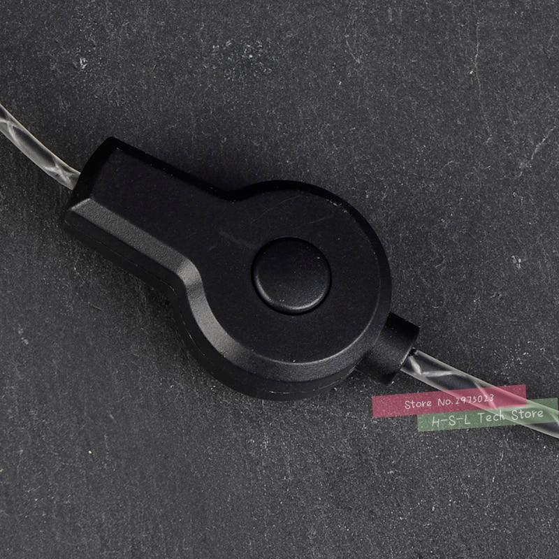 Image 4 - Walkie Talkie Mic Headset Two Way Radio Earhook Earphone High Quality Earpiece Headphone For BaoFeng 888S UV5R Kenwood HYT TYT-in Walkie Talkie from Cellphones & Telecommunications