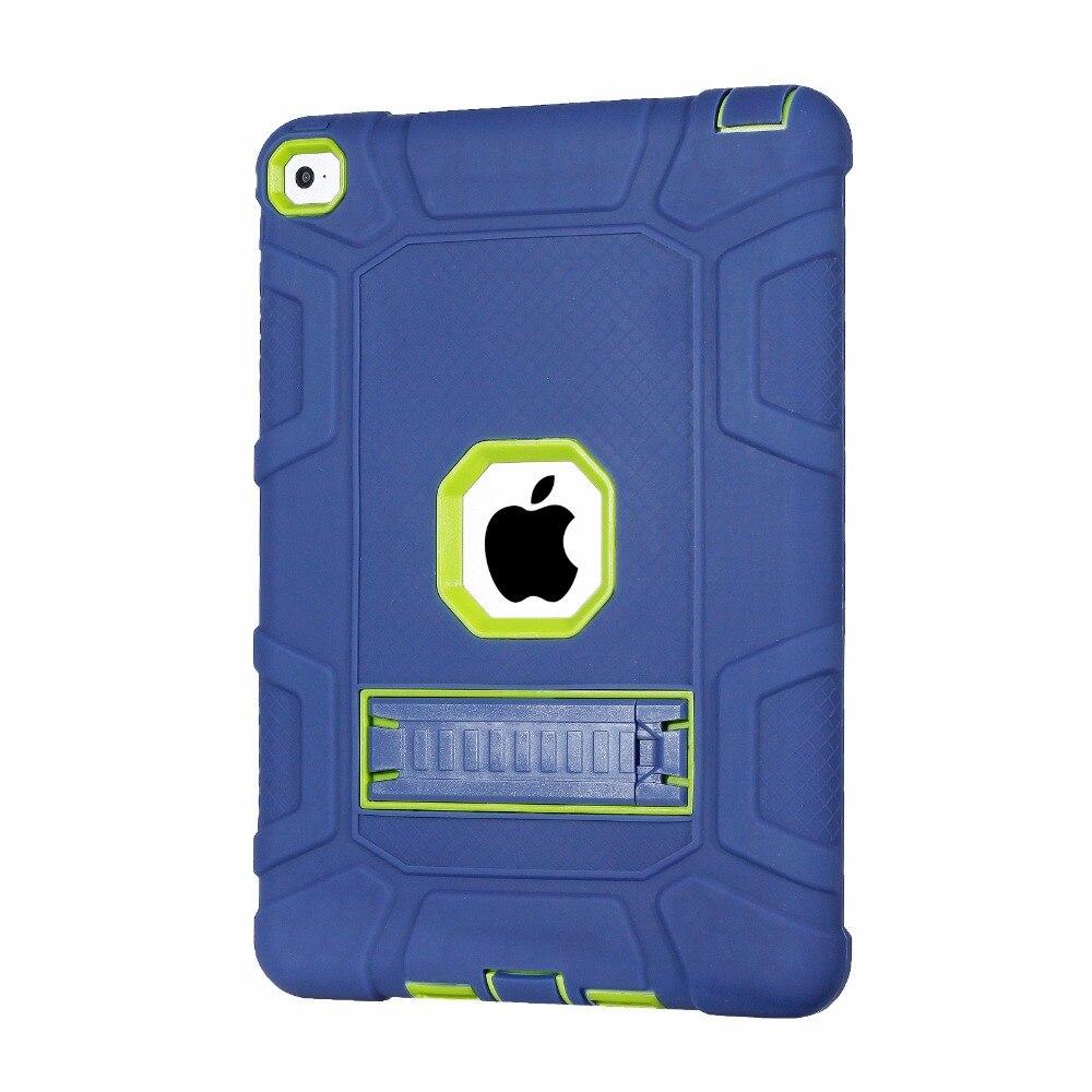 Envío gratis estuche resistente para iPad Air 2 Kids Soporte de - Accesorios para tablets - foto 3