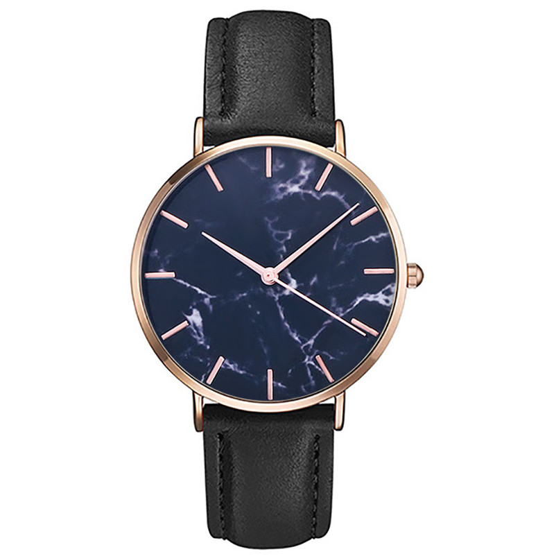 Top Brand Marble Style Leather Quartz Women Watch Fashion Men Watches Casual Sport Wrist Watch Hot Sale Lovers Relojes стоимость