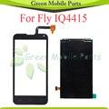 """4.5 """"сенсорный Экран Для Fly IQ4415 IQ 4415 ЖК-Экран + Сенсорный Экран Планшета Панели Бесплатная Доставка С Отслеживанием"""