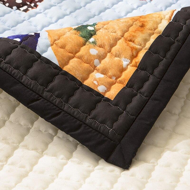 Tapis de jeu brillant pour bébé tapis rampant épaississement tapis de jeu pour bébé salon pour enfants Puzzle salon tapis de chambre pour enfants - 4
