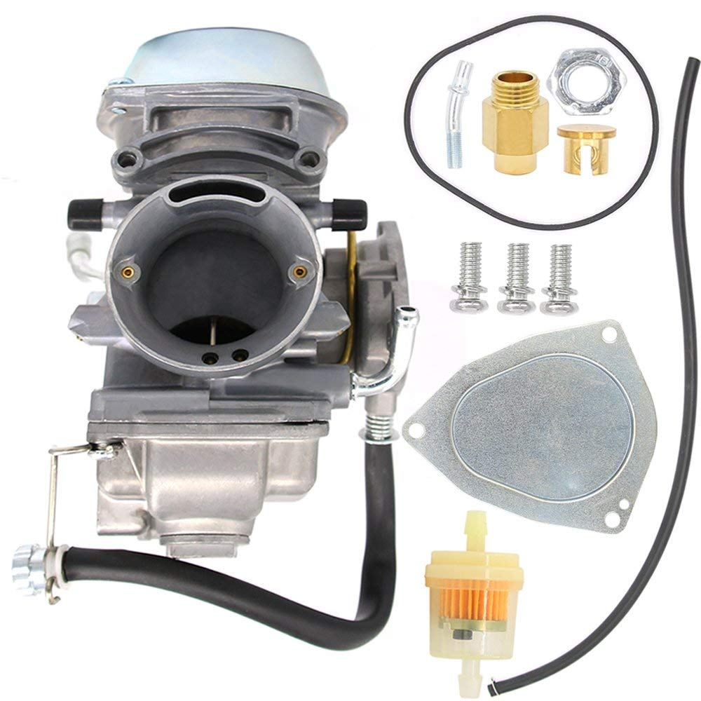 Max Carburetor for Polaris Sportsman 500 4X4 HO 2001 2005 2010 2011 2012 Polaris Sportsman 500 Carburetor (Sportsman 500)