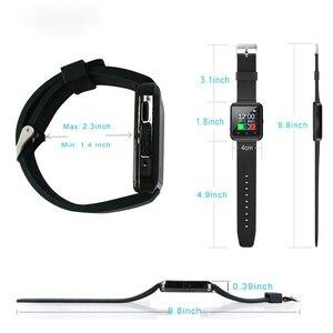 Image 4 - Nouvelle Smartwatch Bluetooth Sport montre intelligente U8 pour IPhone IOS Android téléphone intelligent usure horloge dispositif portable Smartwach GT08 DZ09