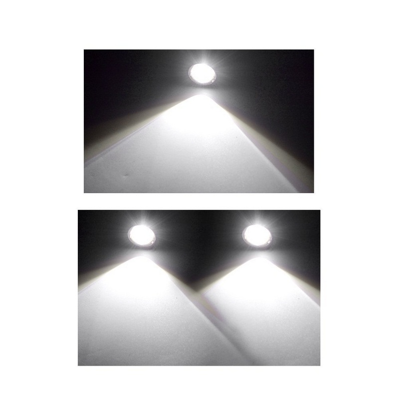 Image 3 - 10pcs/lot 23MM Car LED Eagle Eye Light Car Daytime Running Lights 12V Auto Backup Reversing Parking Signal Lamps Car Light-in Car Light Assembly from Automobiles & Motorcycles