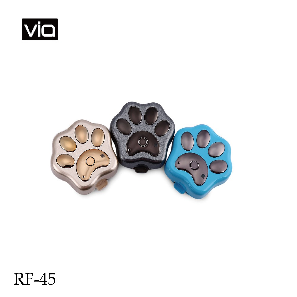 RF-V30 Direct Factory Waterproof Mini Pet GPS Tracker for Dog/cat Collars Inside Sim Card Tracking Via Website / APP / Wechat vjoycar tk101 mini magnetic waterproof gps tracker easy to carry hidden 3000mah rechargeable battery free tracking software