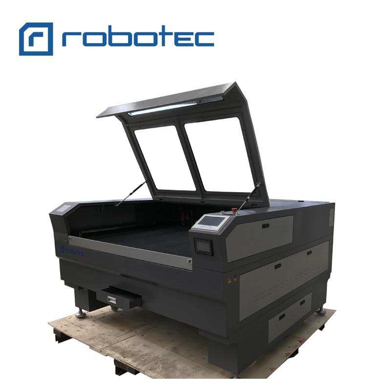 China Popular Manufacture Stainless Steel Metal Laser Cutting Machine Reci 150w 180w Co2 Laser Cutter