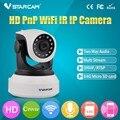 Vstarcam c7824wip alta calidad hd cámara ip inalámbrica 720 p de visión nocturna cámara de seguridad p2p onvifi interior pan/tilt ip wifi cámara