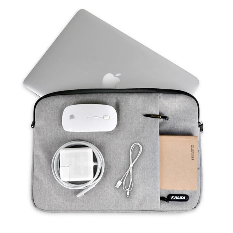 KALIDI Laptop Sleeve Väska Vattentät Notebook Väska För Macbook - Laptop-tillbehör - Foto 4