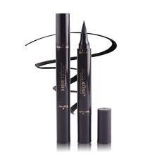 Makeup Tool Waterproof Cat Eye Winged Eyeline Pencil Double Head  smooth