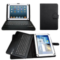 Removable Wireless Bluetooth ABS Plastic Keyboard With PU Leather Case Stand For Acer Iconia W700 11.6