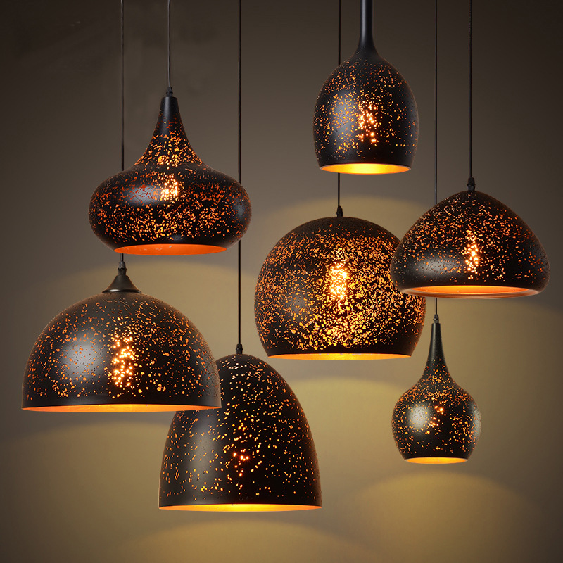 nordic iron art retro style LED pendant lamp retro fashion different shape lamp for bar coffee shop office room bedroom study   nordic iron art retro style LED pendant lamp retro fashion different shape lamp for bar coffee shop office room bedroom study