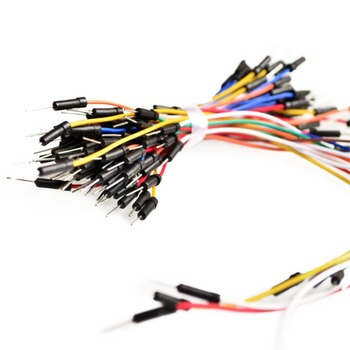 free shipping!650pcs Jump Wire Cable Male to Male Jumper Wire for Arduino Breadboard, Free Shipping