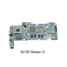 DA0Y0BMB6C0 Laptop mainboard For HP Stream 13 13-C055SA 792779-001 motherboard SR1YJ Celeron 2.167GHz N2840 CPU