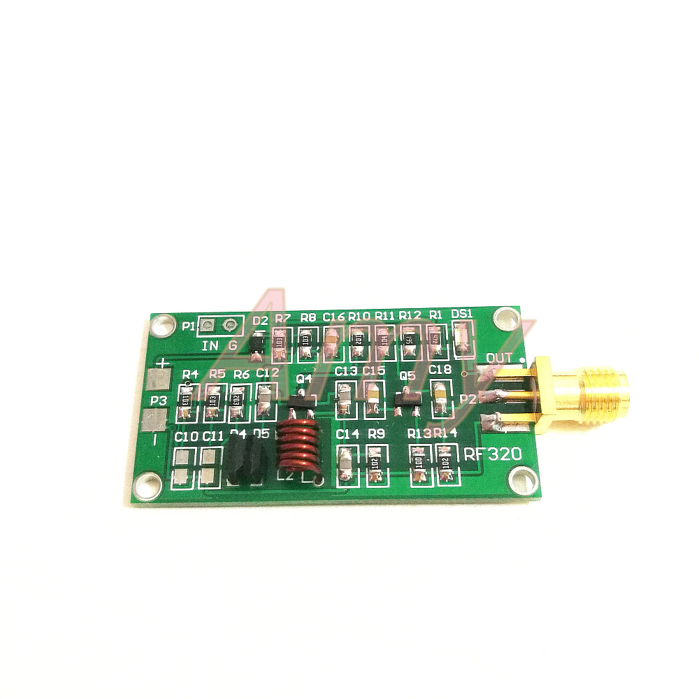 FM signal VCO signal generator voltage controlled oscillator RF signal source 80~120MHzFM signal VCO signal generator voltage controlled oscillator RF signal source 80~120MHz