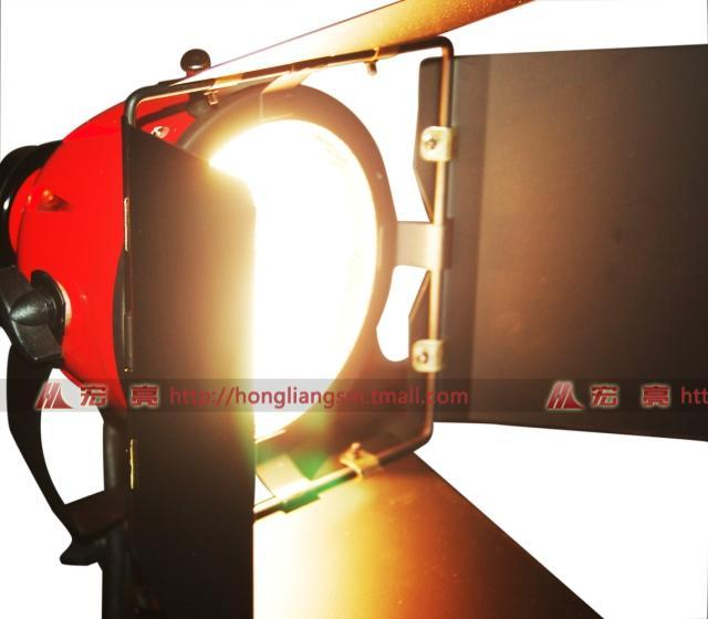 CD50 Lamp photography light focusing soft light set video light lamp red headlights 800w mystery mmp 75dt2