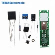 DC3-5V DIY Kit High Voltage Generator Arc Igniter Lighter Kit for DIY Electronic