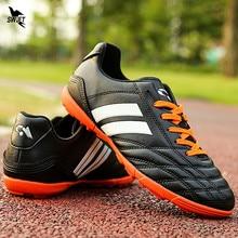 Chaussures de Football sur gazon pour hommes, pointures 30-45, pour garçons et enfants, professionnelles, TF Fotball, originales, pour le terrain, nouvelle collection 2020