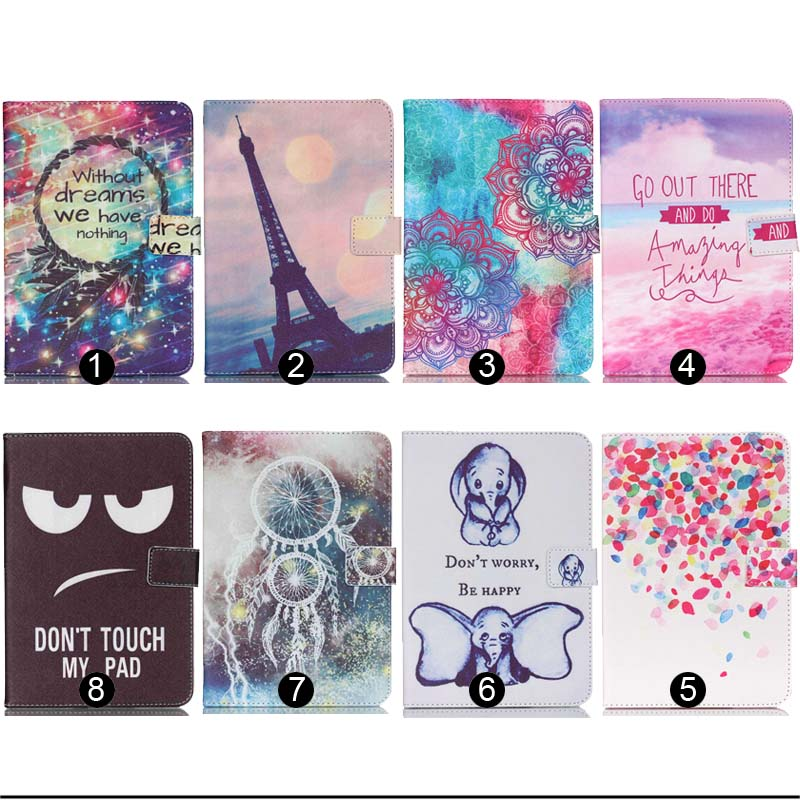 Wallet universal 10 inch tablet leather case Stand Cover For ARCHOS 101 Neon/101 Xenon/101 XS 2 10.1 For Android cases S5C53D
