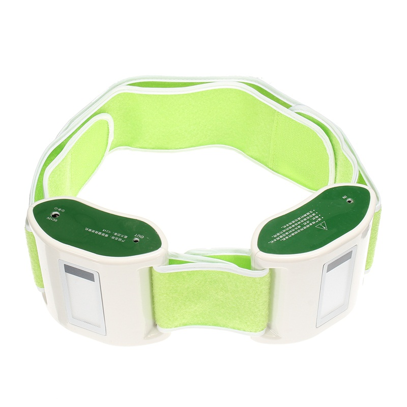 Electric Vibrating Slimming Massage Belt Body Shaper Sculpting Fat Burning Thin Muscle Exercise Waist Belly Leg Arm Massager far infrared massage belt slimming belt thermal electric heating moxibustion waist support belt thin thighs thin arm 220v