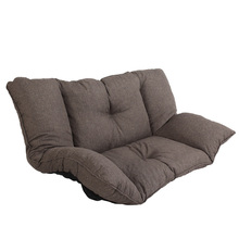 Fabric Upholstery Foldable Couch Modern Leisure Sleeper Sofa Multi-functional Folding Sleeping Sofa Bed Loveseat Floor Couch