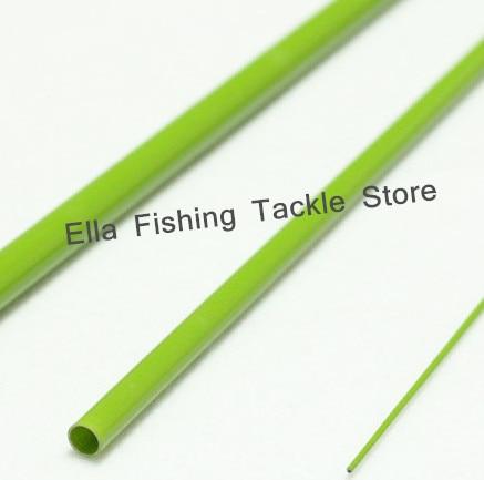 Classic fiberglass fly rod blank 8ft 3pc 5wt Fly Fishing Rod Blanks