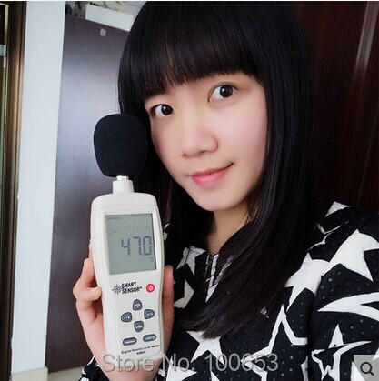 2016 New Launched Item  AS824 Digital Sound Level Meter/sound pressure level 30~130dB AS-824 !!NEW!! AS-824 new 2016