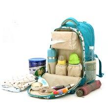 Neue Mode Windeln Tasche Mummy, Größe Große Kapazität Baby Wickeltasche Mama Rucksack, Sac Ein Couche, Mochila Maternidade