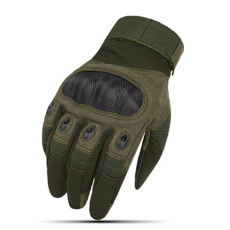 Military Tactical Gloves Men's Army Airsoft Shooting Gloves Outdoor Sports Hunting Camping Full Finger Motorcycle Riding Gloves