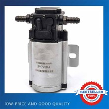 35W Mini Electric Oil Pump For Vehicle 12V/24V Gasoline Suction